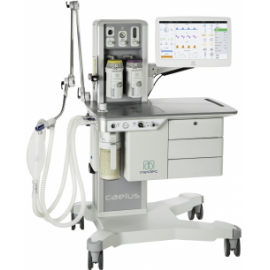Aparato de Anestesia Electronico 1