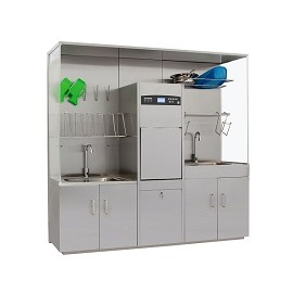 Lavador Desinfectador de Comodos